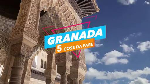 5 cose da fare a: granada video virgilio